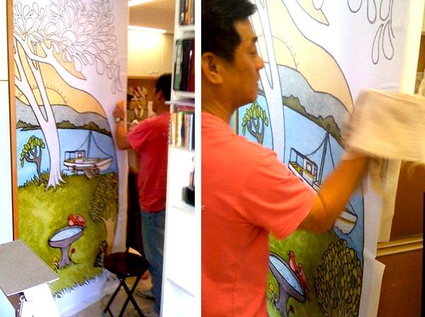 Joel's Mural