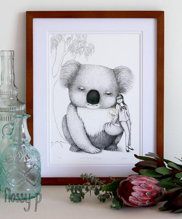 ArtPrint_KoalaFramed_flossy-p_610