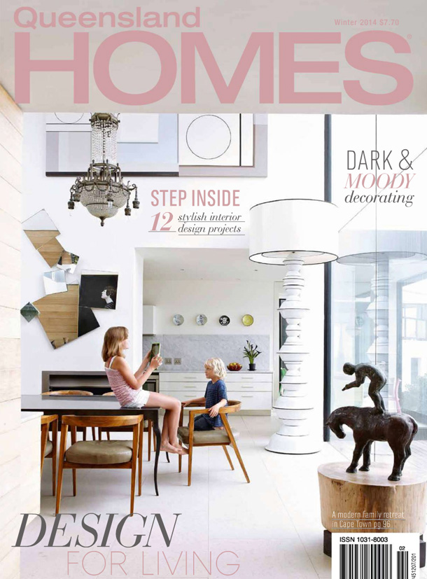 Queensland Homes Magazine Cover