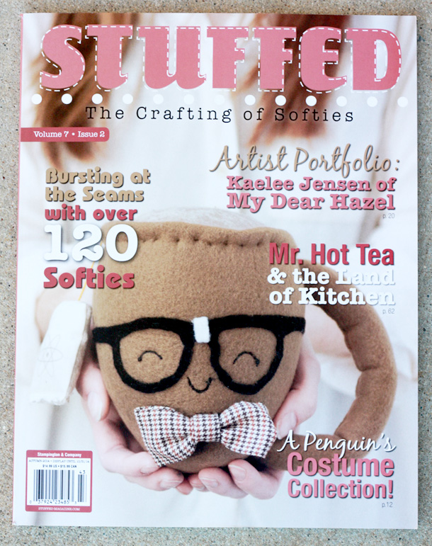 Cover of Stuffed Magazine